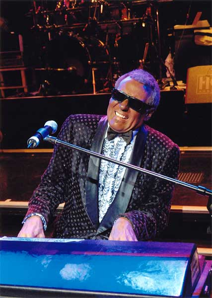 Ray Charles sound-alike