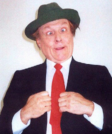 Red Skelton impersonator