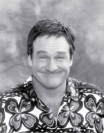 Robin Williams Impersonator