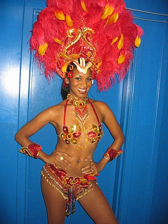 Samba Dancer New York