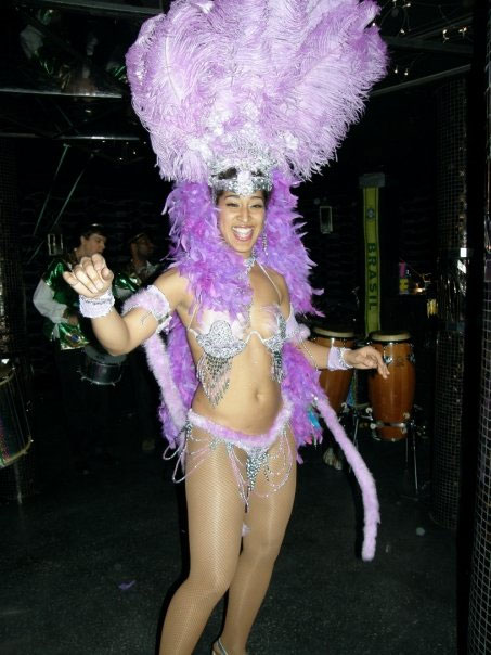 Samba Dancer - Leticia - NYC