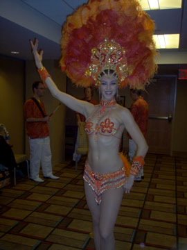 Samba Dancer - New York