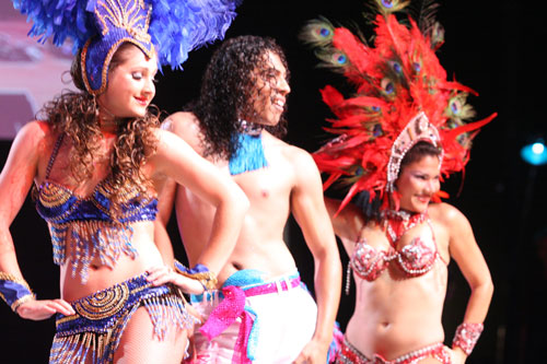 Brazillian Dancers - South Florida
