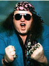 Sam Kinison impersonator