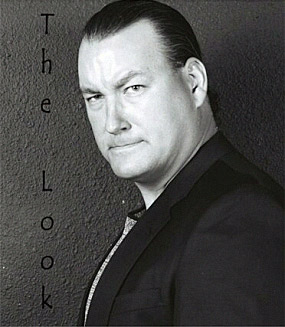 Steven Seagal lookalike