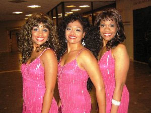 Diana Ross and the Supremes Impersonators - NY