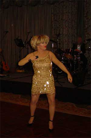 Tina Turner Impersonator New York