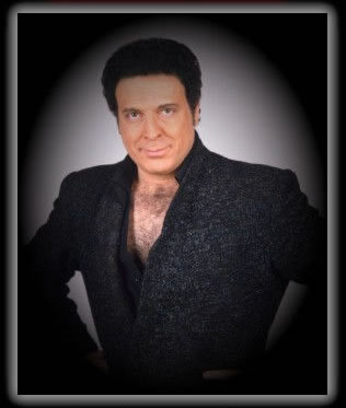 Tom Jones impersonator - Las Vegas