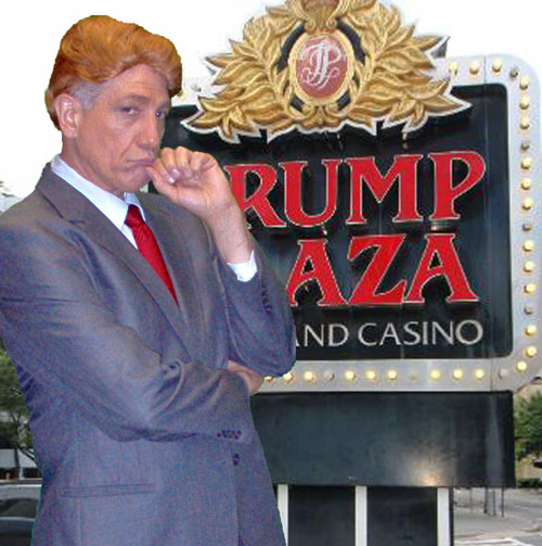 Donald Trump impersonator,  New Jersey