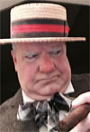 W.C. Fields impersonator - NYC