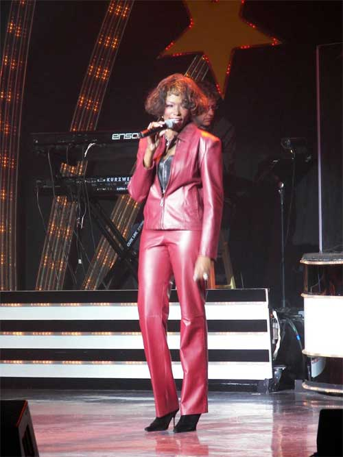Whitney Houston Impersonator