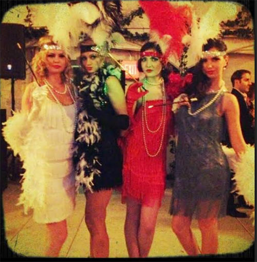 Flappers - Jazz Age party