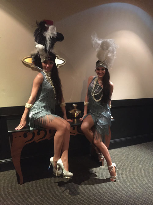 Sexy Flappers