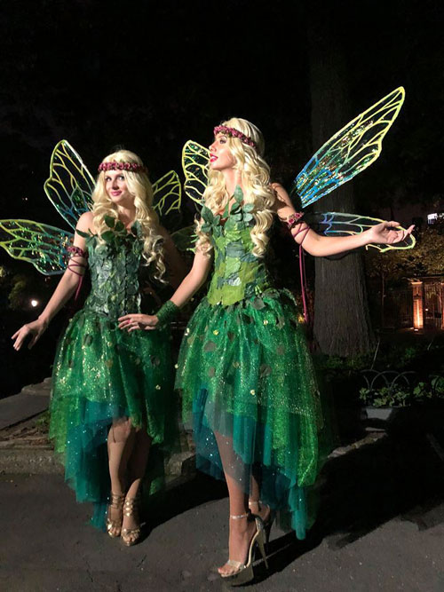 Woodland Sprites - Fairies