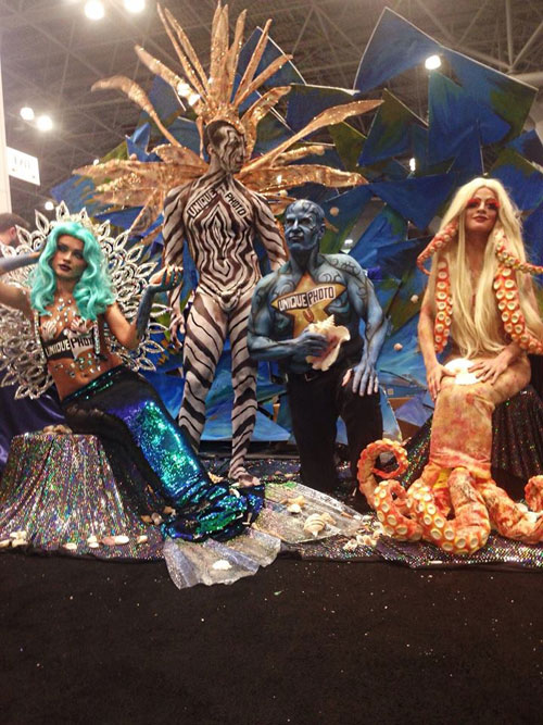 Under the Sea Tableau